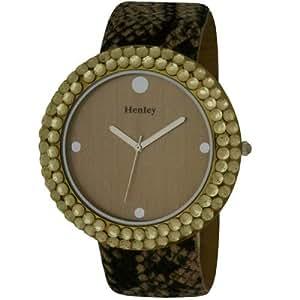 Amazon.com: Henley Ladies Round Polished Decorative Cut
