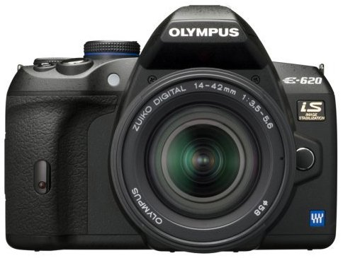 Olympus E-620 (with 14-42mm Lens) is one of the Best Digital SLR Cameras Overall Under $800