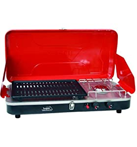 Texsport 284652 Propane Stove and Grill