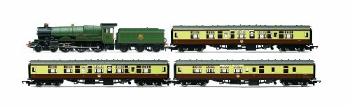 Hornby R2986 Barry J Freeman A Date With The Duchy' 00 Gauge DCC Ready Limited Edition Train Pack