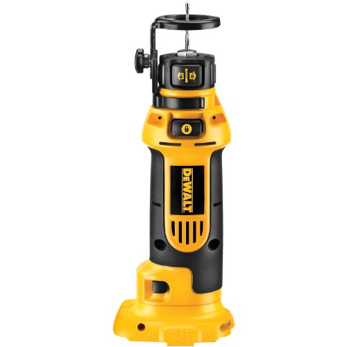 Why Choose DEWALT Bare-Tool DC550B 18-Volt Cordless Cut-Out Tool (Tool Only, No Battery)