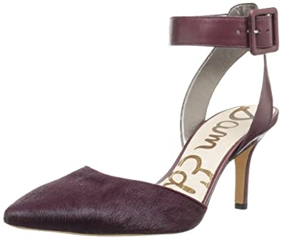 Sam Edelman Women's Okala Dress Pump,British Burgundy,7 M US