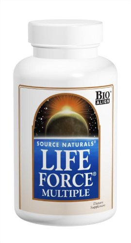 SOURCE NATURALS Life Force Multiple 综合营养素 保健品 $16.85(需coupon)