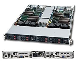 Superserver 1026TT-TF Black