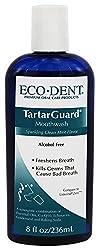 Eco-Dent Tartarguard Mouthwash, 8 Fluid Ounce