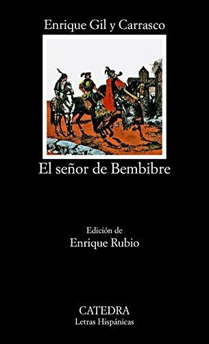 El Señor De Bembibre descarga pdf epub mobi fb2