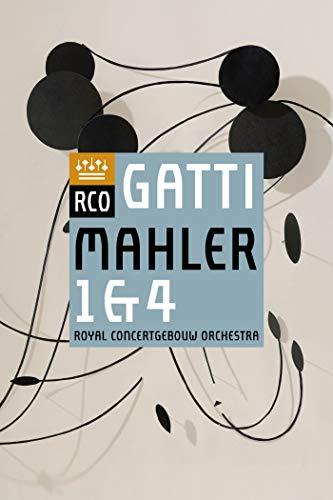 DVD : Mahler: Symphonies 1 & 4
