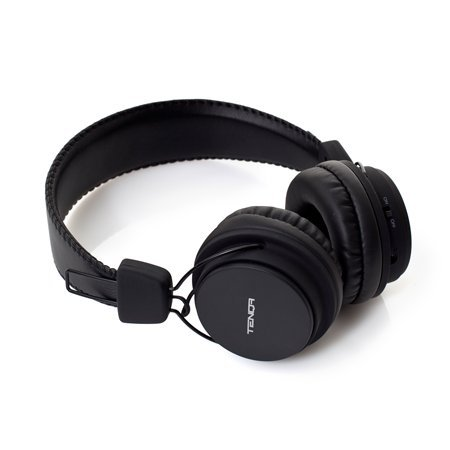 [Tenqa] REMXD Wireless Bluetooth Headphones テンカ ワイヤレス REMXD ヘッドホン DJ Style Wireless Headphones - Black