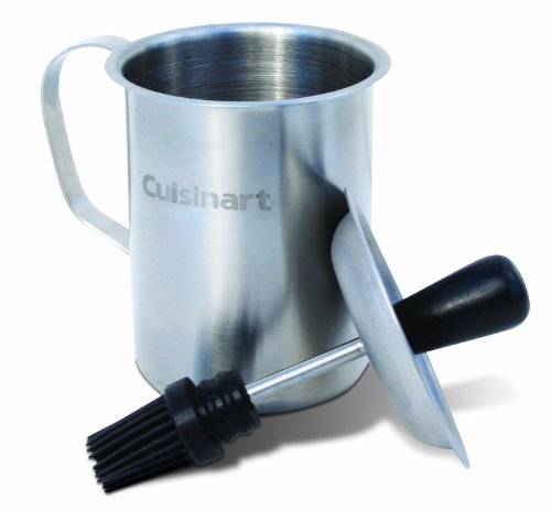 Cuisinart CBP-116 Sauce Pot and Basting Brush Set (Cuisinart Bbq Tools compare prices)