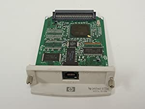 J6057A 615N HP JetDirect Network Card RJ-45 10/100TX Fast Ethernet Print Server