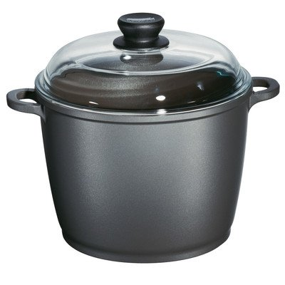 """Berndes Kitchen Tradition Stock Pot 11.5""""/11 Qt. With Lid"""