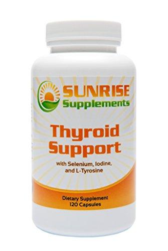 Sunrise suppléments thyroïde soutien -