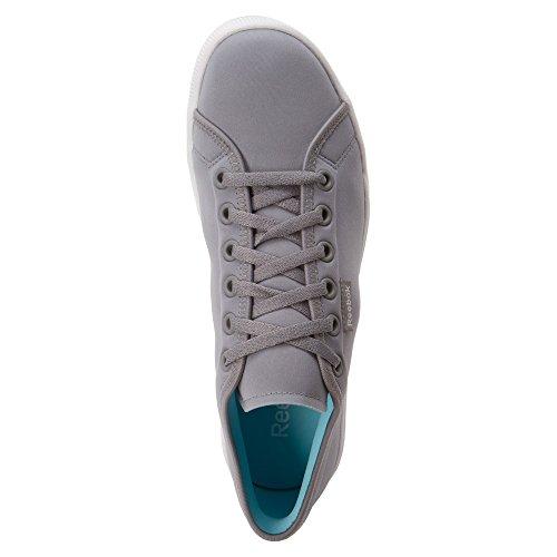 reebok s skyscape runaround 2 0 walking shoe flat
