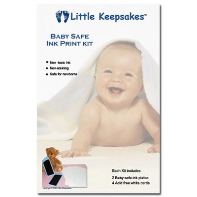Baby Safe Ink Print Kit - Basic