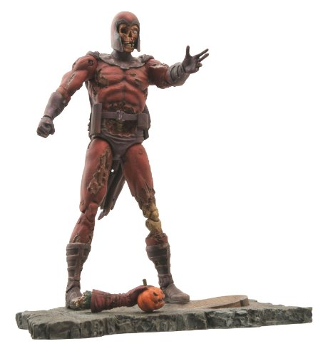Diamond Select Toys Marvel Select: Zombie Magneto Action Figure