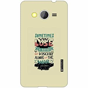 Printland Back Cover For Samsung Galaxy Core 2 - Love Dose Designer Cases