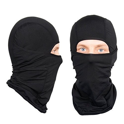 The Friendly Swede Face Mask Sports Balaclava (2 Pack)