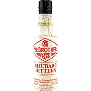 Fee Brothers Rhubarb Bitters 15 cl: Amazon.co.uk: Grocery
