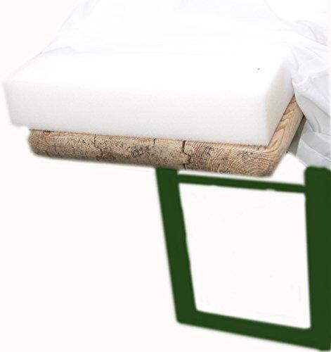 2er-Set-Schaumstoff-Auflage-Sitzpolster-Bierbankauflage-Bierbank-220-cm-Bierzeltgarnitur-wahlweise-mit-2-oder-5-cm-5-cm-Polsterung