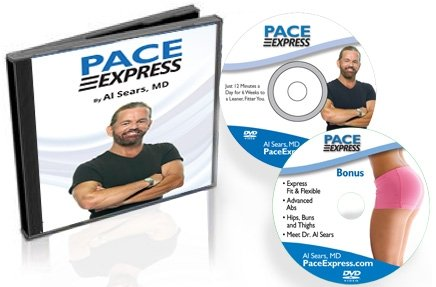 Al-Sears-Pace-Express-12-minute-Fitness-Revolution