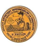 Graisse Paulin pour chaussures - 100 g - blonde
