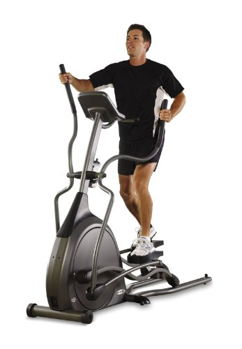 Elite X6200 HRT Folding Elliptical