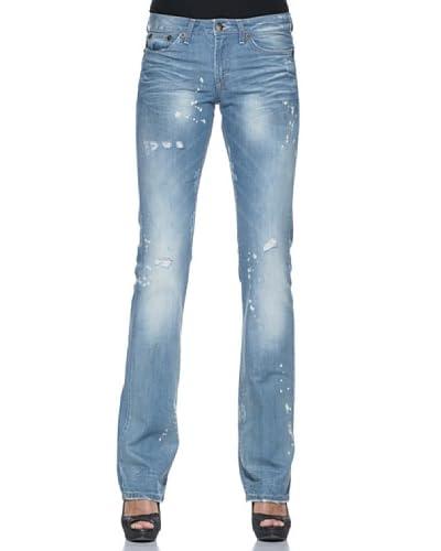 Just Cavalli Jeans Slim Vita Regular [Denim Blu]