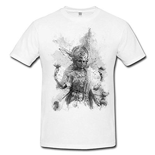 lakshmi-t-shirt-madchen-frauen-weiss-mit-aufdruck