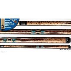 Viking V174K 21 oz. Billiard cue pool stick NEW ViKORE low deflection shaft from Dart... by Dart Brokers