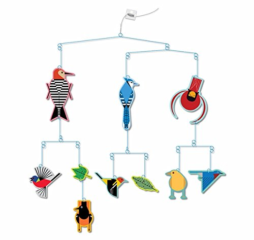 Charley Harper Birds Mobile (Bird Baby Mobile compare prices)
