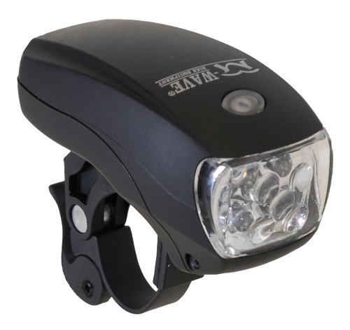 M-Wave 5-LED Bicycle Headlight