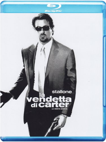 La vendetta di Carter [Blu-ray] [IT Import]