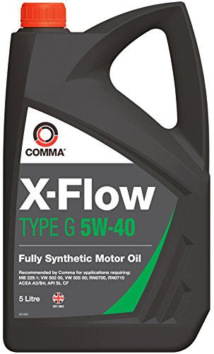 comma-xfg5l-5l-x-flow-type-g-fully-synthetic-5w40-motor-oil