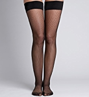 Ultimate Fishnet Hold-Ups