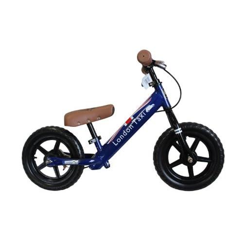 JEFFERYS (ジェフリース) London Taxi キックバイク 12型 足こぎ自転車 青