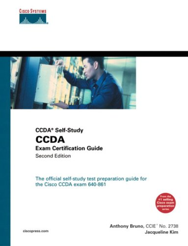 CCDA(R) Exam Certification Guide (CCDA Self-Study, 640-861)