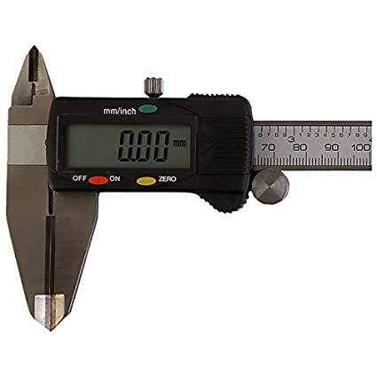 Digital Electronic Carbide Tipped Calipers (25 cms Length)