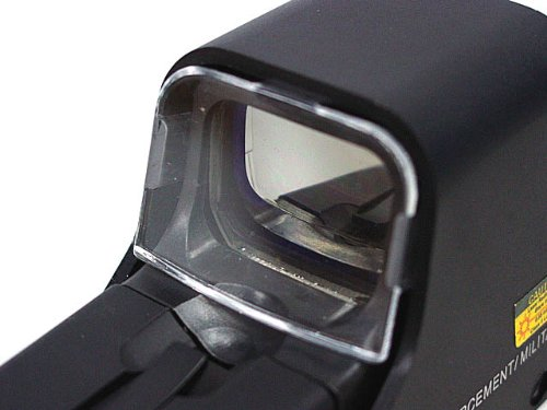 Airsoft Element Protective Lens Cover For Eotech 551 552 553 Dot Sight