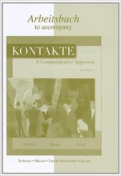 Kontakte 6th edition