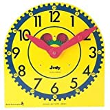 Toy / Game Carson-Dellosa Publishing Judy Clock, Original, Multiple Colors - Skill Learning And Time Telling