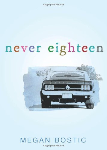 Cover of Never Eighteen