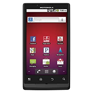 Motorola Triumph Prepaid Android Phone (Virgin Mobile)