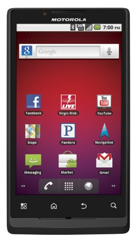 Motorola Triumph Prepaid Android Phone (Virgin