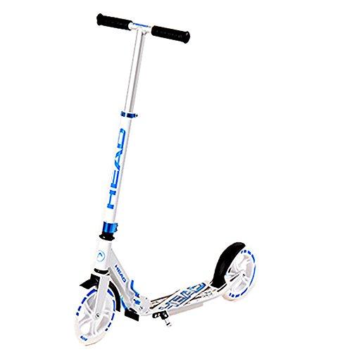 Head »Urban Scooter S205-80 weiß/blau« Cityroller für Erwachsene Kinder H5SC28