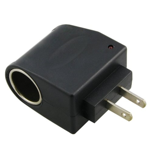 Wall plug for car