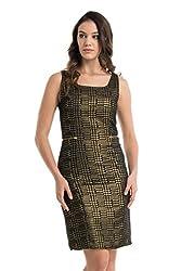 Kazo Women's Body Con Dress (112694BLACKCXS)