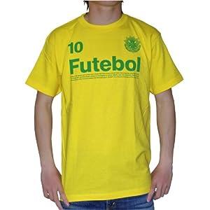 gravitation(グラビテーション) Futebol [Brazil] T-shirts 07-T005 デイジー