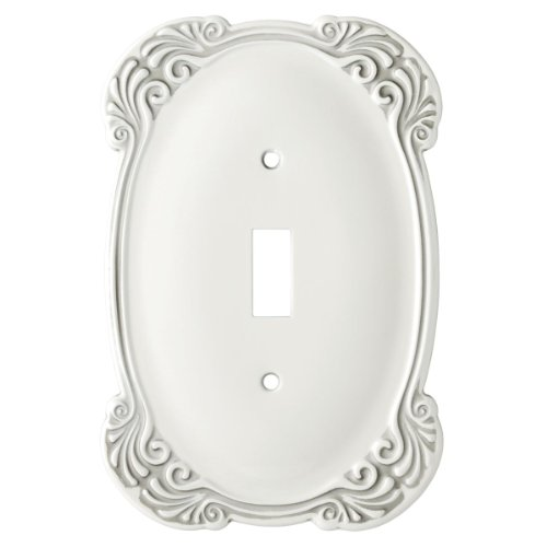 Brainerd 144398 Arboresque Single Switch Wall Plate / Switch Plate / Cover