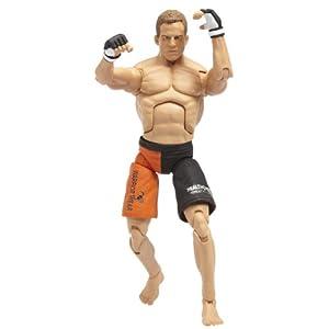 Deluxe UFC Figures #4 Sean Sherk