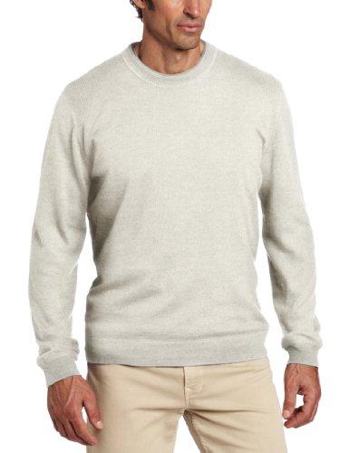 Nat Nast Men's Kansas City Ditty Pullover Sweater, Silver Birch, Small